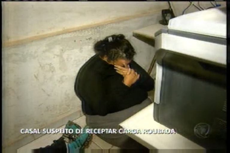 Casal é preso suspeito de vender carga roubada - Minas Gerais ...