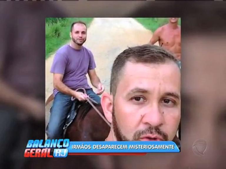 Irmãos desaparecem a caminho de Vassouras - Rio de Janeiro - R7 ...