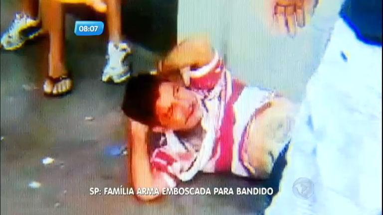 Família de criança arma emboscada para pegar pedófilo em Mogi ...
