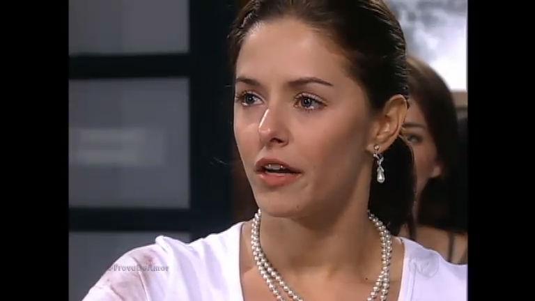 Depois da prisão de Felipe, Marco Antonio roga praga para Joana ...