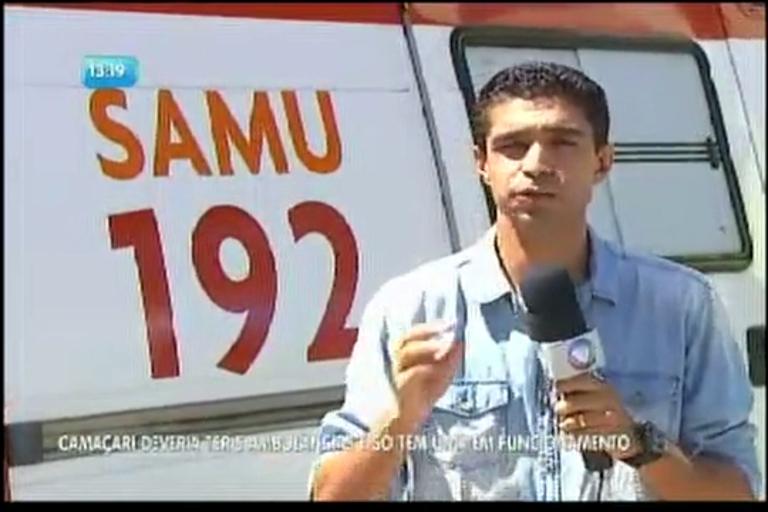 Trabalhadores denunciam caos no Samu em Camaçari - Bahia - R7 ...