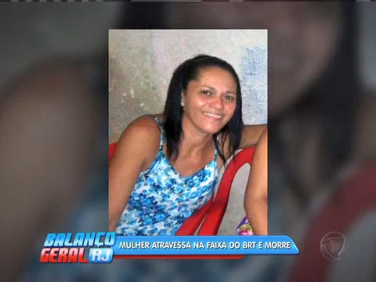 Mulher de 50 morre após ter atropelada por BRT na zona oeste ...