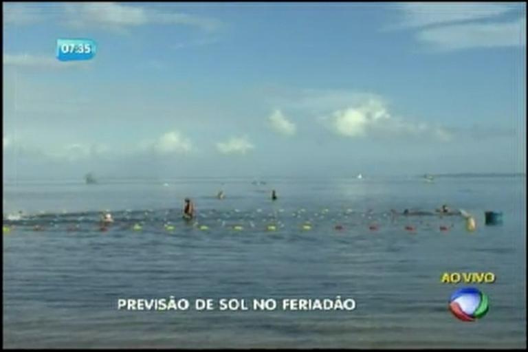 Previsão do tempo para o feriadão - Bahia - R7 Bahia no Ar