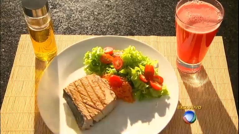 Saiba como é um almoço ideal contra a celulite - Notícias - R7 ...