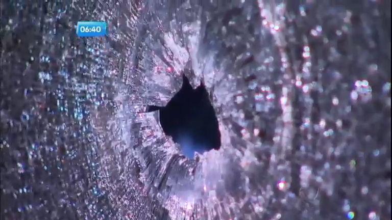 Homem reage a assalto dentro de ônibus e é baleado na zona sul ...