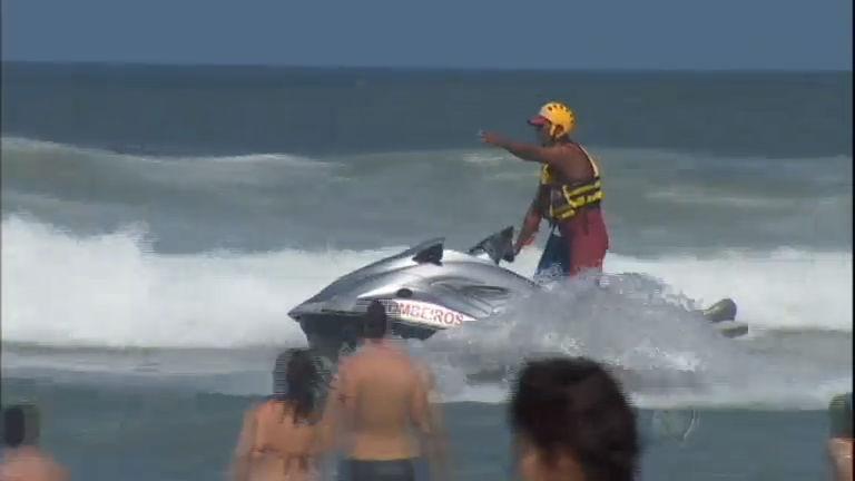 Mar agitado deixa quatro banhistas mortos no litoral sul de São Paulo