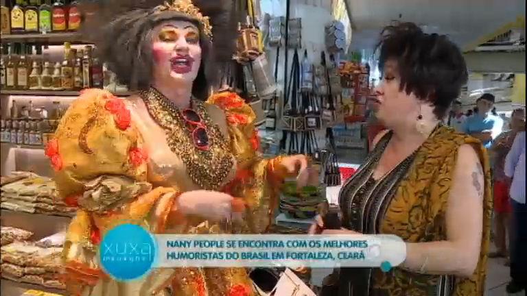 Nany People viaja a Fortaleza para descobrir por que o Ceará é a ...