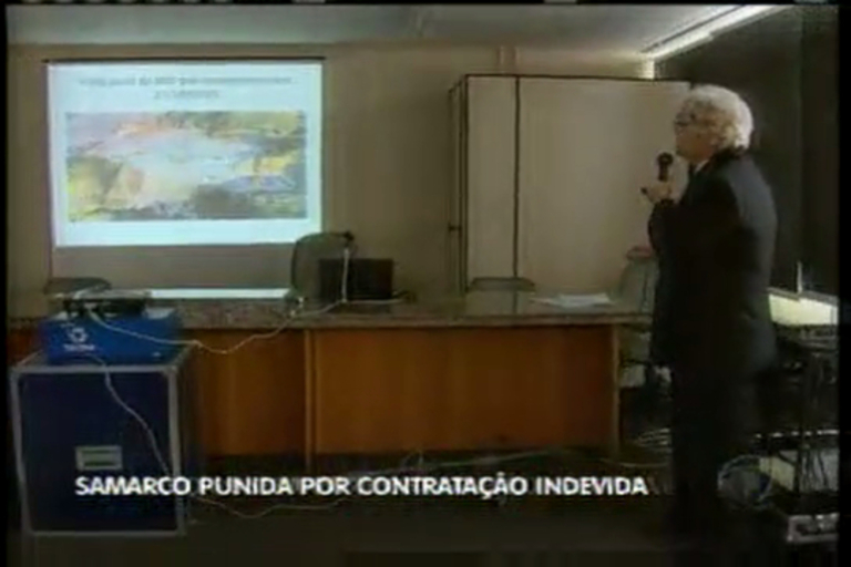 Samarco será punida por contratação indevida de terceirizados ...