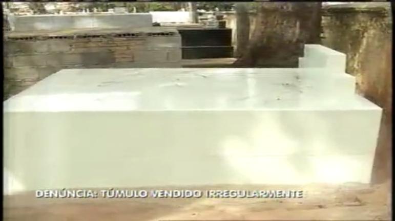 Servidores de Alfenas (MG) são suspeitos de venda ilegal de túmulos