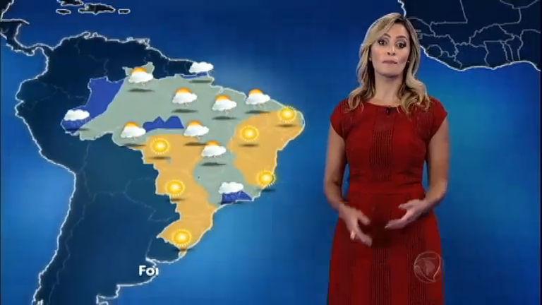 Veja a previsão do tempo para esta quarta-feira (27) - Notícias - R7 ...