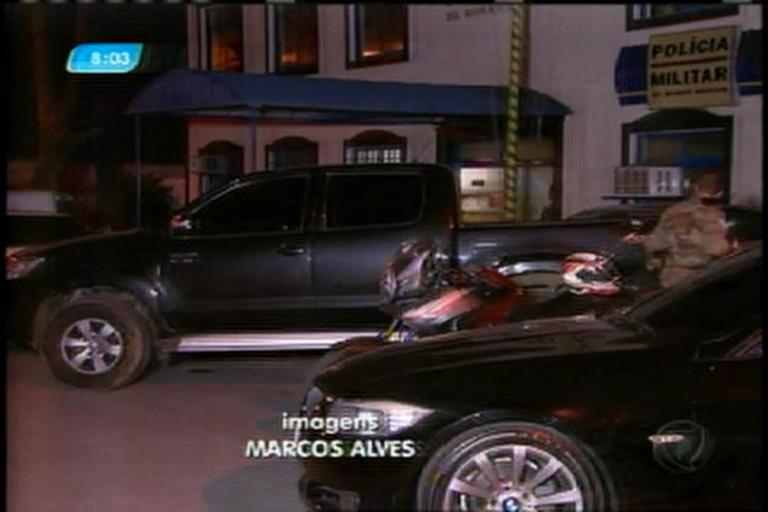 PM prende cinco homens com carros de luxo após denúncia em ...