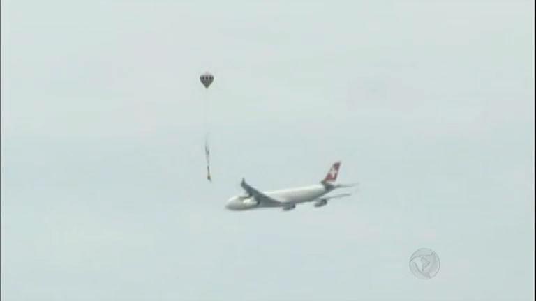Espaço aéreo brasileiro é rebaixado por conta dos riscos causados ...