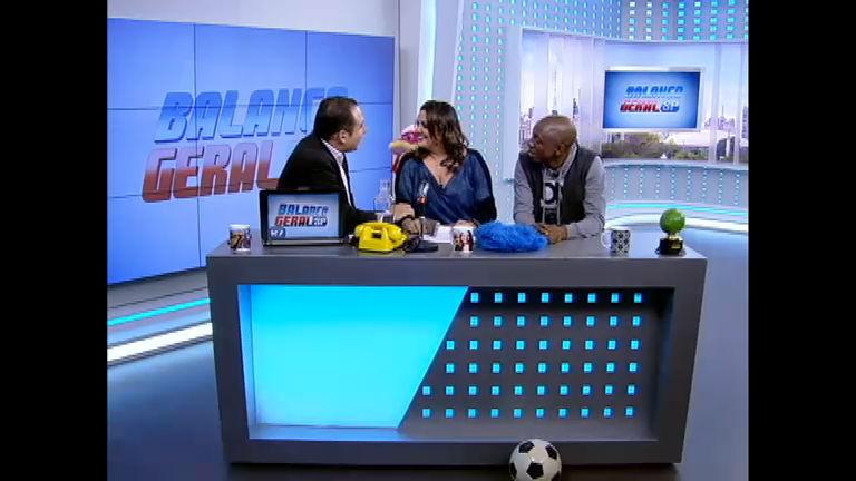 Balanço Geral Online: ex- jogador Amaral deixa Fabíola Reipert ...