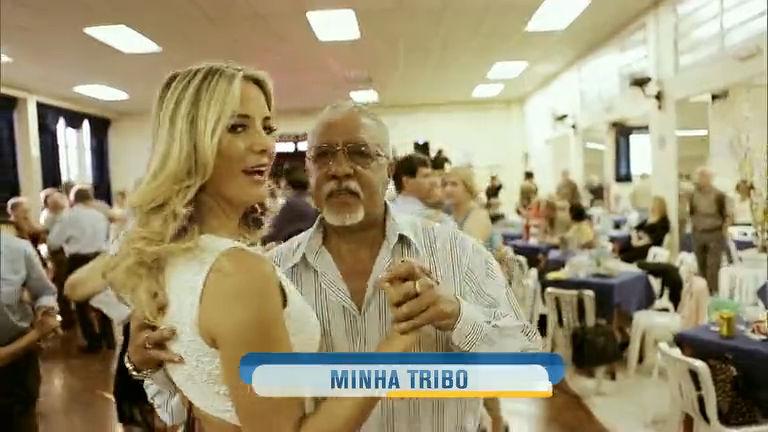 Ticiane Pinheiro mostra que diversão não tem idade no Hoje em ...