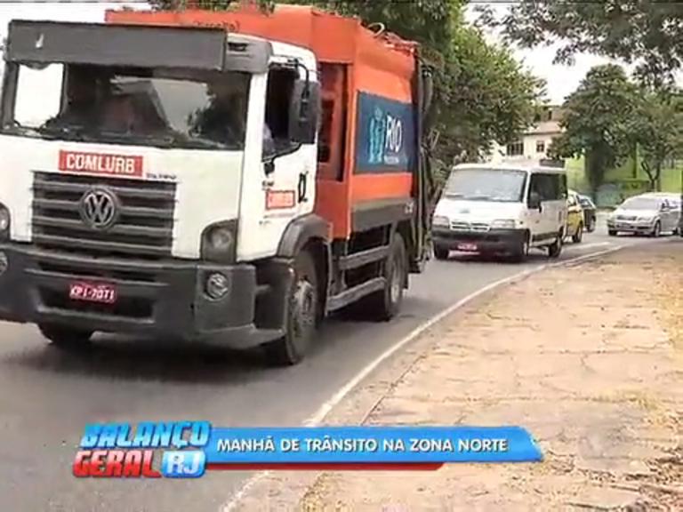 Incêndio em depósito causa transtornos aos motoristas em Benfica ...
