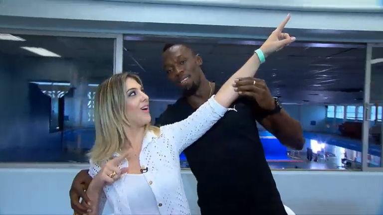 Usain Bolt e goleiro sensação do Paulista estão no Esporte ...