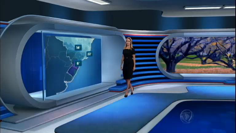 Confira a previsão do tempo para o fim de semana em todo o Brasil ...