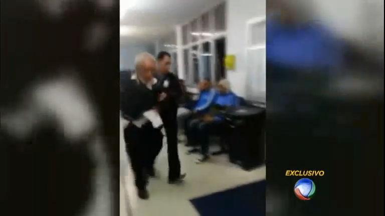 Idoso é agredido por segurança ao buscar tratamento em hospital ...