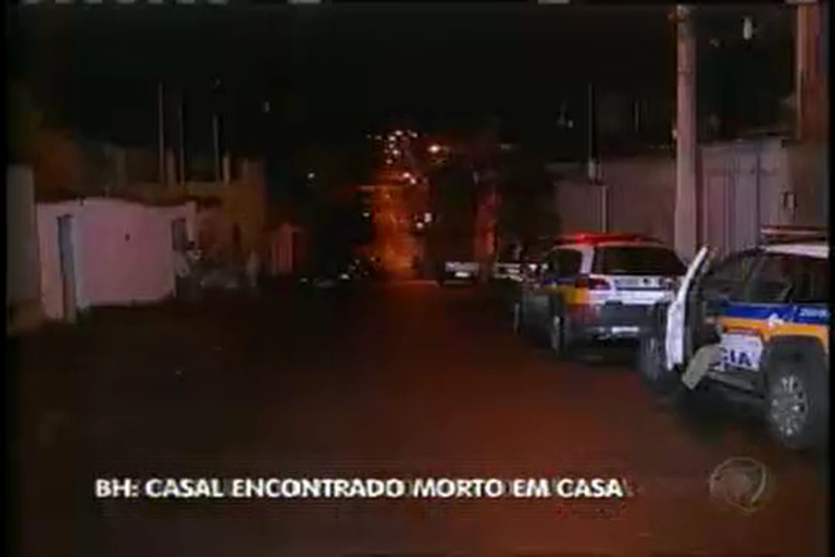 Casal é encontrado morto dentro de casa na região nordeste de BH ...