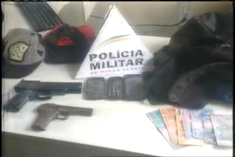 Ladrões invadem clínica de estética e acabam presos em Varginha ...