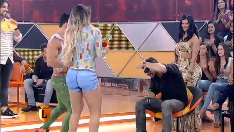 Exame de Vista: Henrique e Diego tentam adivinhar se casais da ...