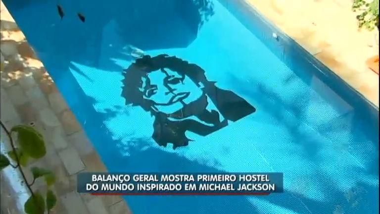 Balanço Geral SP mostra o primeiro hostel dedicado ao cantor ...