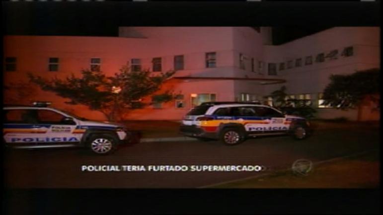 Tenente da PM é preso por furto em supermercado - Minas Gerais ...