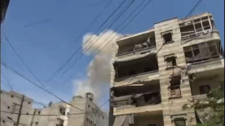 Rebeldes bombardeiam hospital maternidade e deixam três mortos ...