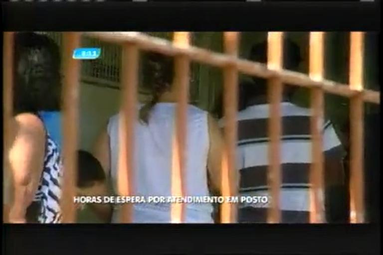 Moradores reclamam da falta de médicos em posto dobairro Etelvina Carneiro, em BH