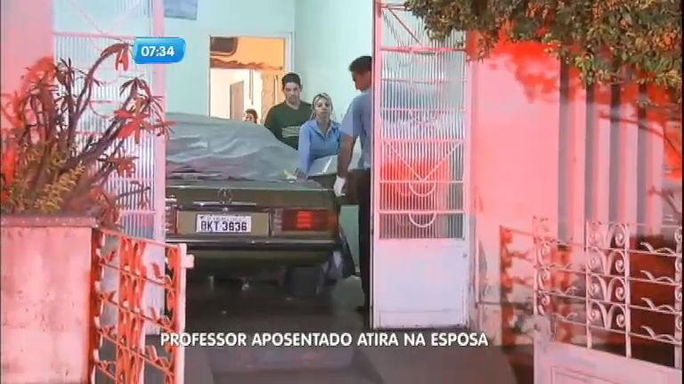 Professor aposentado da USP atira na esposa e se mata em Ribeirão Preto (SP)