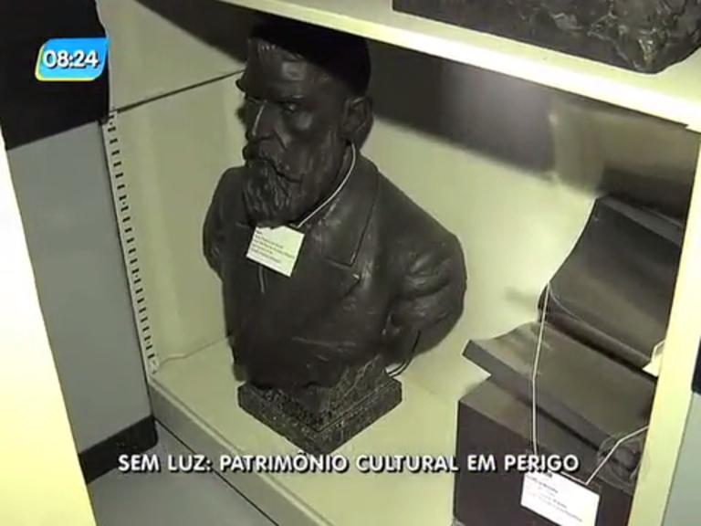 Museu do Catete pode perder patrimônio cultural por falta de luz
