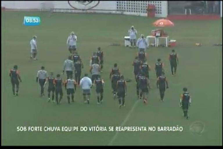 Notícias do futebol baiano