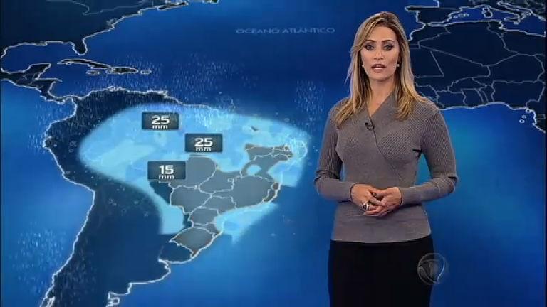 Confira a previsão do tempo para todo o Brasil nesta quinta-feira (5)