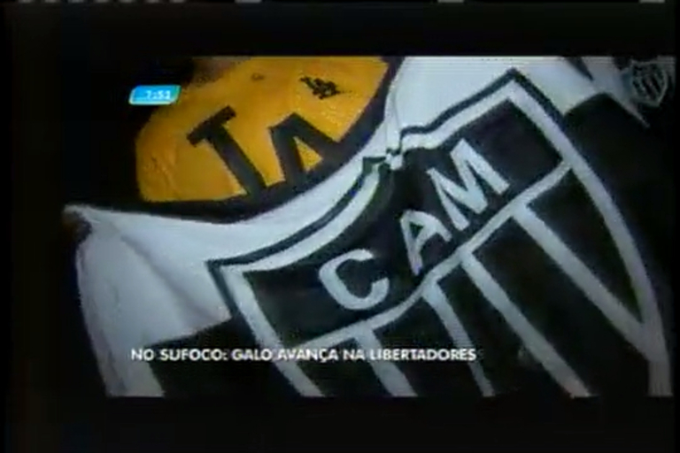 Atlético ganha na Libertadores e se classifica para quartas de final
