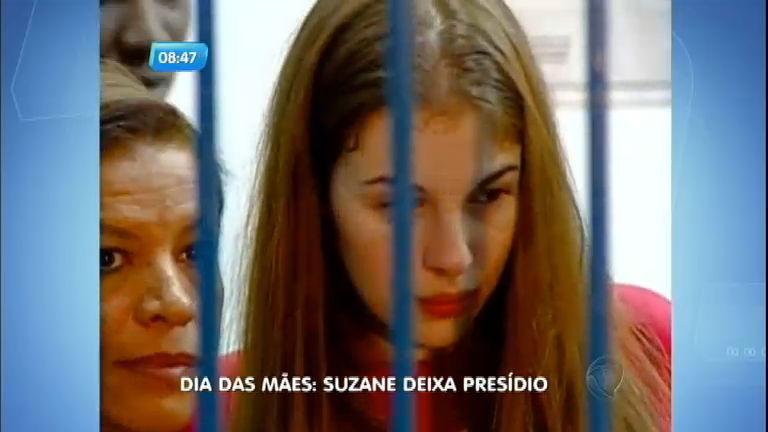Suzane Richthofen deixa prisão um dia antes de outras presas em saída temporária de Dia das Mães