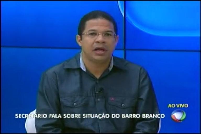 Entrevista com Secretário Marcílio Bastos