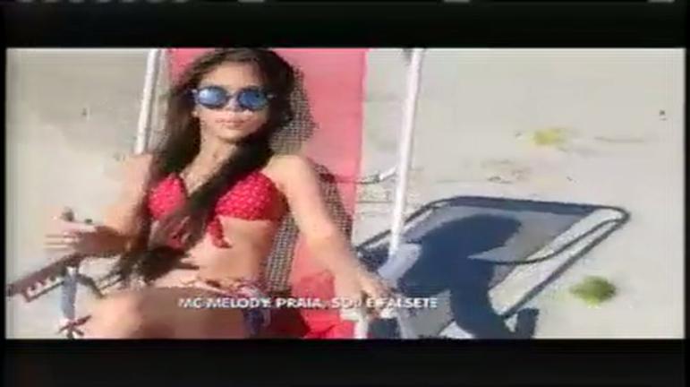 Hora da Venenosa: Tapem os ouvidos, MC Melody grava novo clipe
