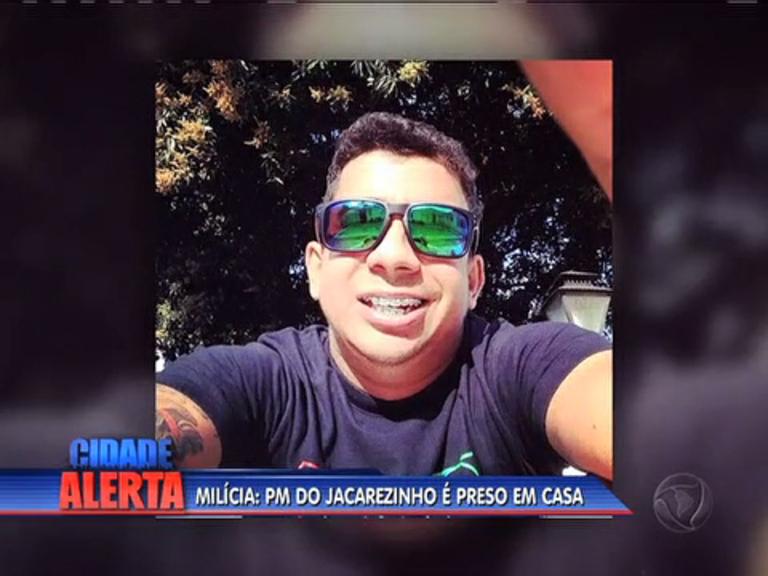 PM do Jacarezinho é preso por suspeita de envolvimento com milícia
