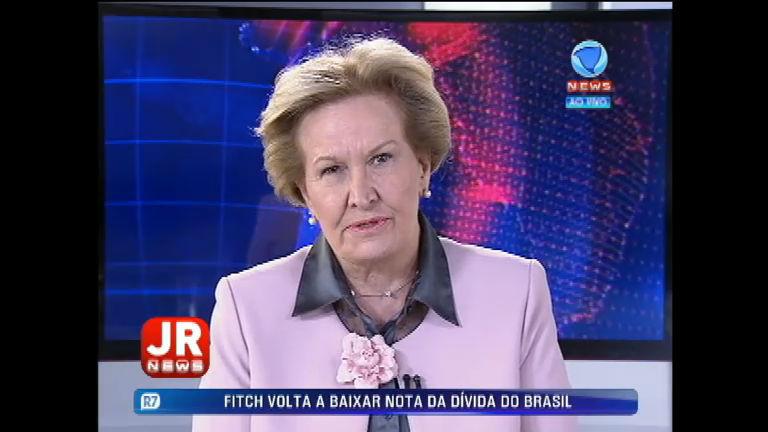 Senadora Ana Amélia (PP-RS) defende impeachment e diz que afastamento de Cunha não altera processo