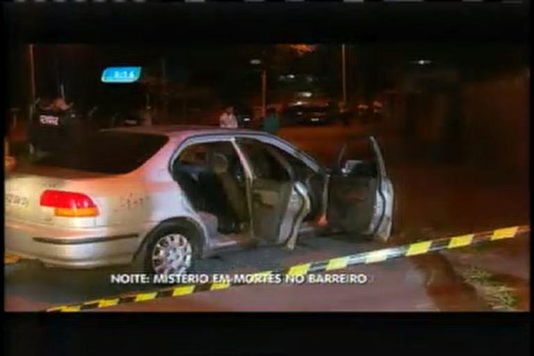 Polícia investiga assassinato de motorista na região do Barreiro