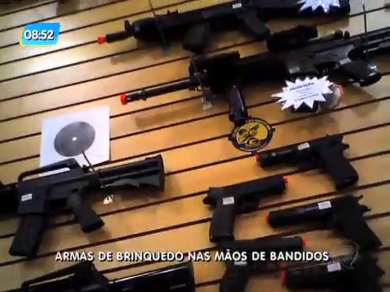 Promotor de Justiça pede controle na venda de armas de airsoft ...