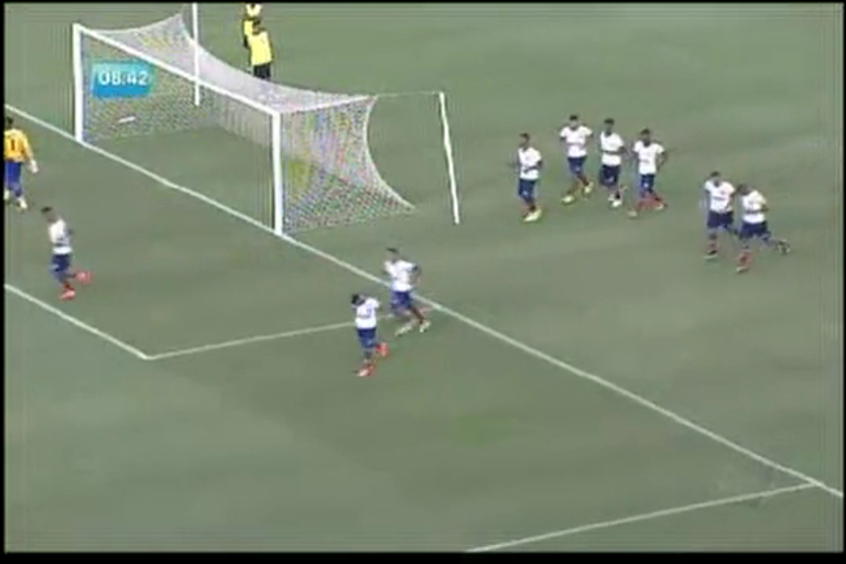 Bahia empata com o Vitória e conquista o titulo no Sub-20