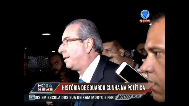 Conheça a história política de Eduardo Cunha