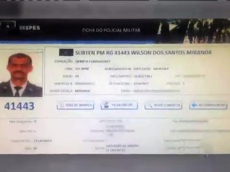 PM é morto durante assalto a posto de combustível em São João de ...