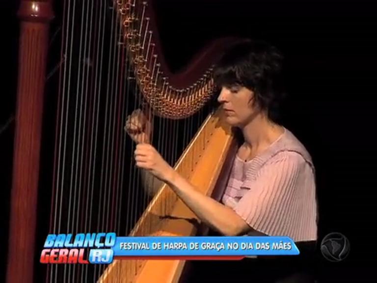 Festival gratuito de Harpa reúne músicos de 25 países - Rio de ...