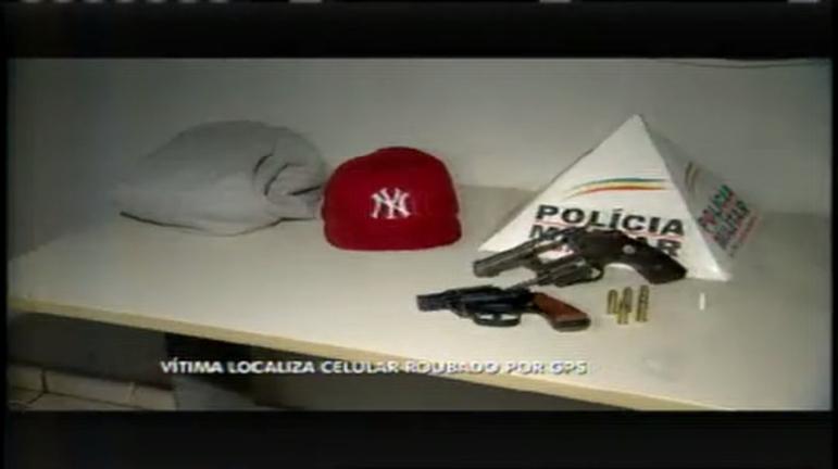 """Aplicativo em celular """"entrega"""" bandidos - Minas Gerais - R7 ..."""