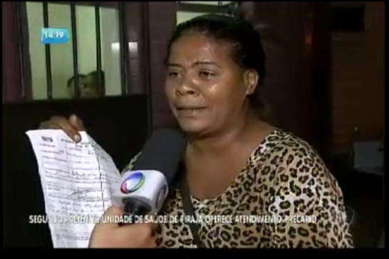 Unidade de saúde de Pirajá oferece atendimento precários, segundo moradores