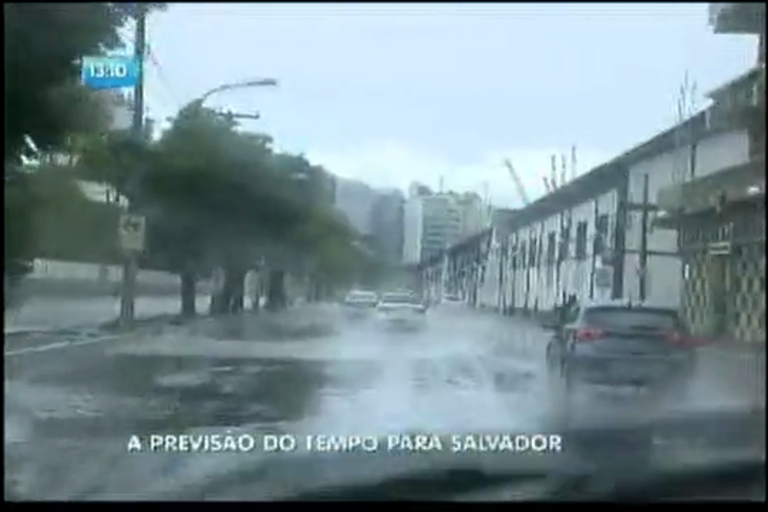 Previsão do tempo para Salvador - Bahia - R7 Balanço Geral BA