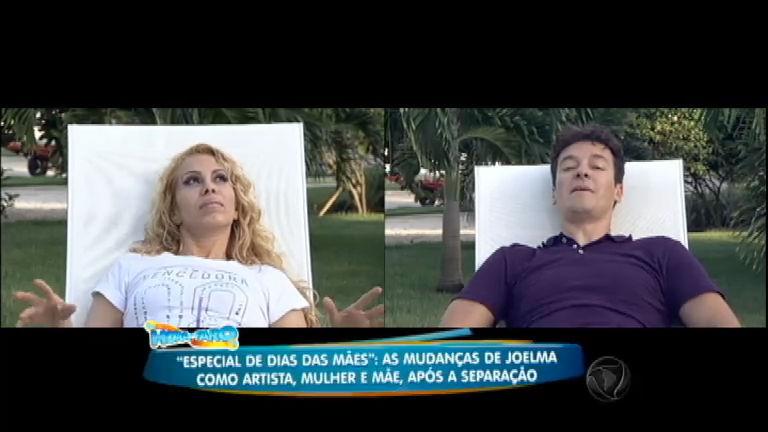 Joelma responde perguntas polêmicas no programa Hora do Faro ...