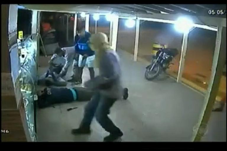 7 bandidos roubam churrascaria no interior da Bahia - Bahia - R7 ...